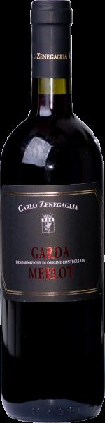 Garda DOC/DOP Merlot R. Carlo Zenegaglia