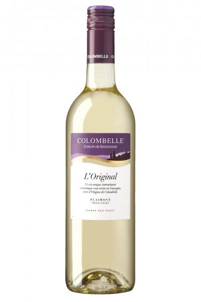 Colombelle Blanc, Côtes de Gascogne VdPays, Producteurs Plaimont