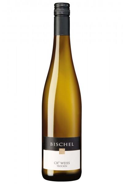 CR² Weißweincuvée Qualitätswein, Weingut Bischel