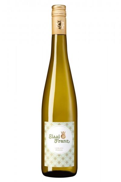Sissi & Franz Weißcuvée Qualitätswein, Weingut Hammel