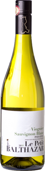 Le Petit Balthazar Viognier Sauvignon Blanc 2017, Pays d'Oc IGP