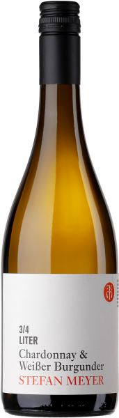 Chardonnay & Weißer Burgunder 2019, Stefan Meyer, Pfalz