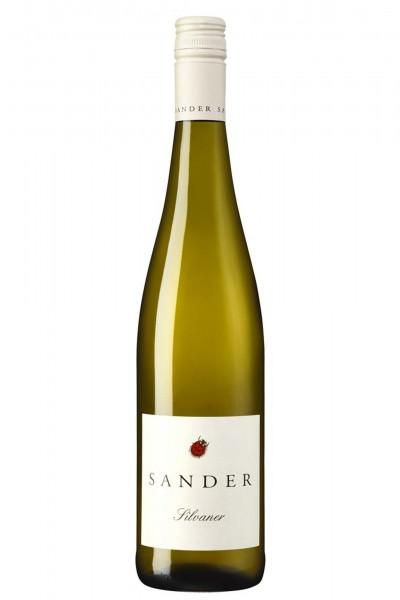 Sander Silvaner Qualitätswein, Rheinhessen