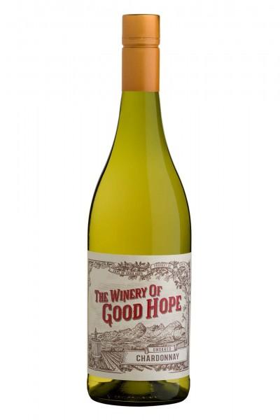 Chardonnay Unoaked 2019 trocken, The Winery of Good Hope