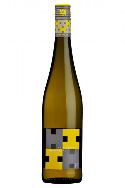Pinot Blanc (Weissburgunder) trocken 2018, Weingut Heitlinger