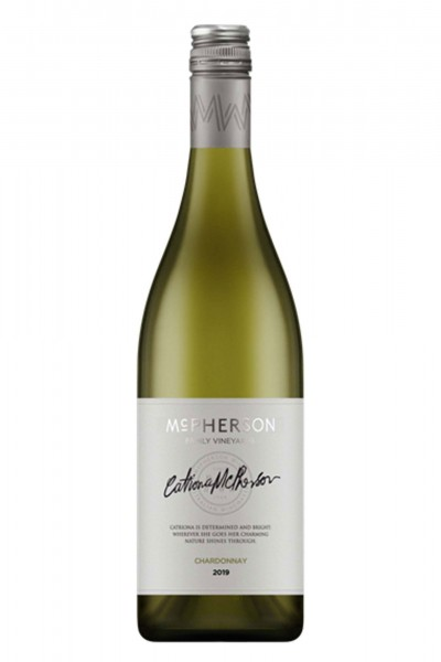 Chardonnay Vintage Secret 2018 trocken, McPherson Winery