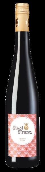 Sissi & Franz Rotcuvée Qualitätswein, Weingut Hammel