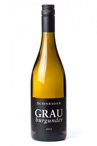 Grauburgunder, Markus Schneider