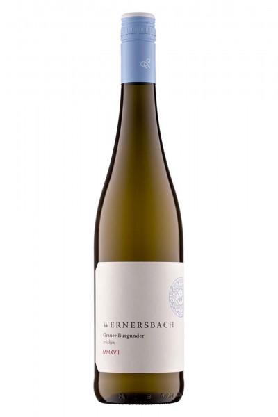 Grauburgunder QW 2018 trocken, Weingut Wernersbach