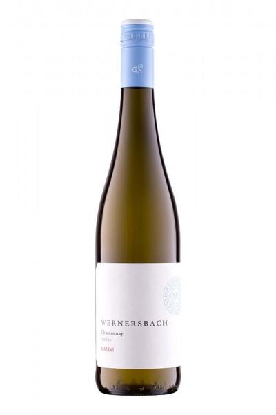 Chardonnay QW 2018 trocken, Weingut Wernersbach