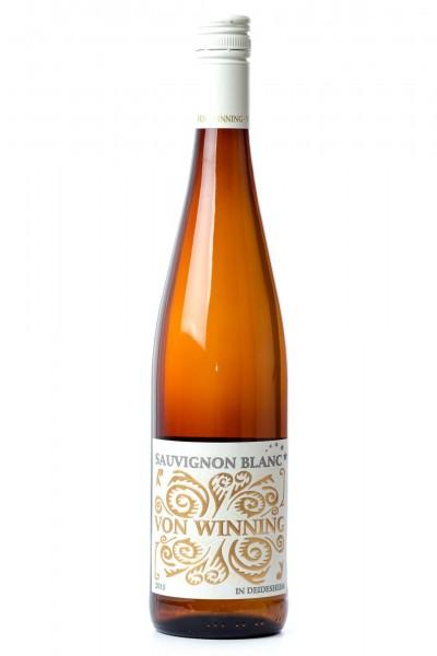 Sauvignon Blanc Qualitätswein, Weingut von Winning, Pfalz