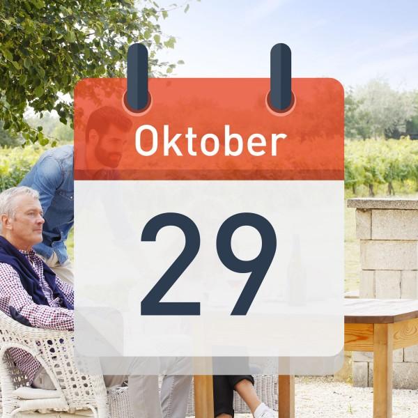 Digitale Weinprobe am 29. Oktober 2021 um 19:30 Uhr