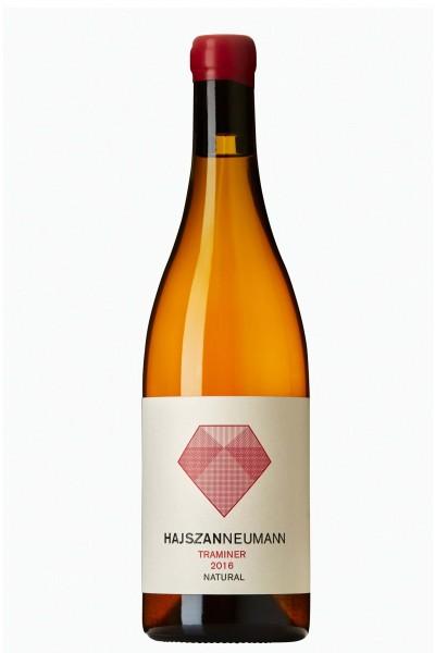 Natural Traminer, Weingut Hajszan Neumann