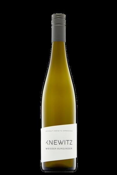 Weißer Burgunder trocken 2019, Weingut Knewitz