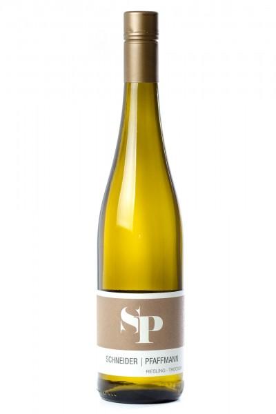SP Riesling Qualitätswein trocken 2018, Pfaffmann / Schneider, Pfalz