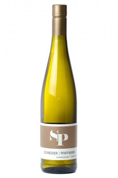 SP Chardonnay Qualitätswein trocken 2019, Pfaffmann / Schneider, Pfalz