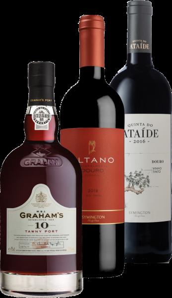 Digitale Weinprobe mit Weinen der Symington Family aus Portugal am 29. Januar 2021 um 19:30 Uhr