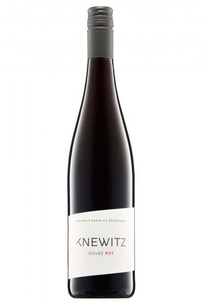 Cuvée Rot 2016 trocken, Weingut Knewitz