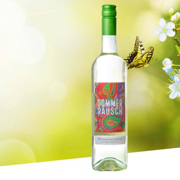 Sommerrausch 2020, Sauvignon Blanc trocken, Weinmanufaktur von Oven