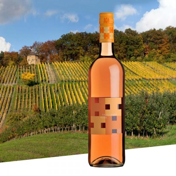 Rosé trocken, Weingut Heitlinger