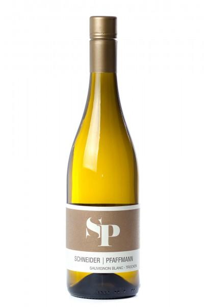 SP Sauvignon Blanc Qualitätswein trocken, Pfaffmann / Schneider, Pfalz