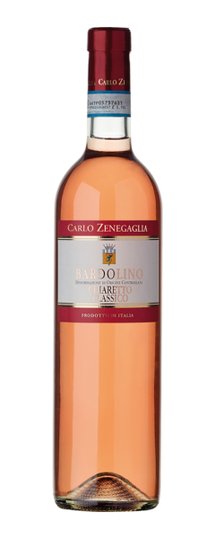 Bardolino DOC Chiaretto Classico Rosé 2019, Carlo Zenegaglia