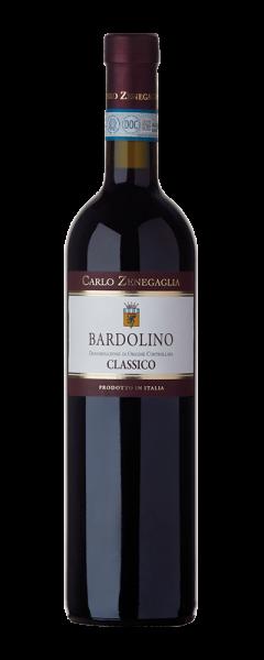 Bardolino DOC Classico Rosso 2019, Carlo Zenegaglia
