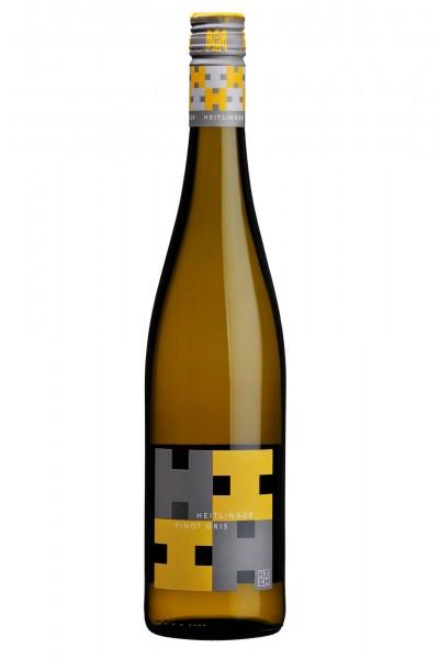 Pinot Gris (Grauburgunder) trocken 2019, Weingut Heitlinger