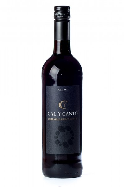 Cal Y Canto 2018, Cuvée aus Merlot, Syrah und Tempranillo, Spanien