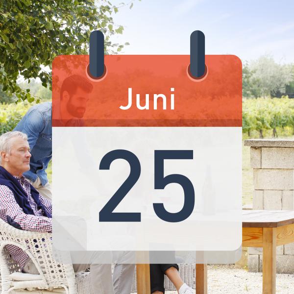 Digitale Weinprobe mit Weingut Heinrich am 25. Juni 2021 um 19:30 Uhr