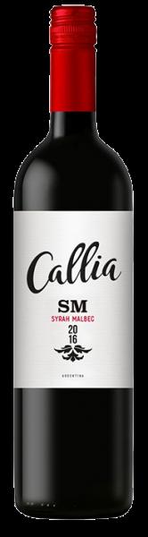 Callia Syrah Malbec 2019 trocken, Bodegas Callia