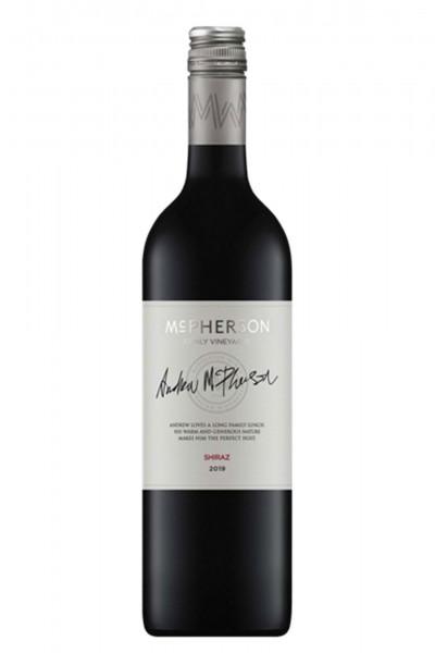 Andrew McPherson Shiraz 2018 trocken, McPherson Winery