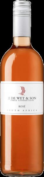 JJ de Wet & Son Rosé Robertson
