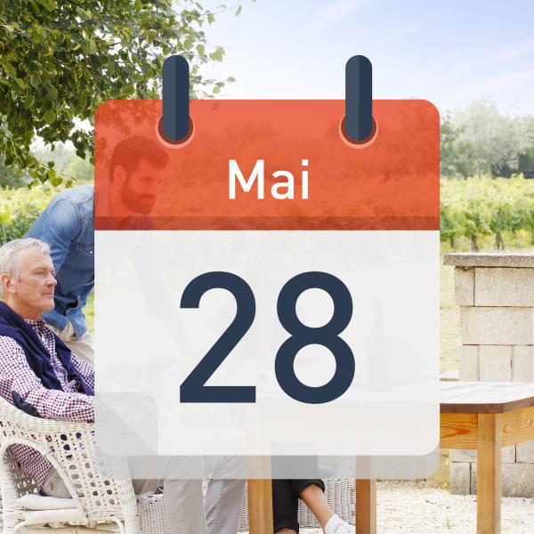Digitale Weinprobe mit Weingut Heitlinger am 28. Mai 2021 um 19:30 Uhr