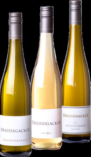 Digitale Weinprobe mit Weinen von Jochen Dreissigacker am 30.10.2020 um 19:30 Uhr