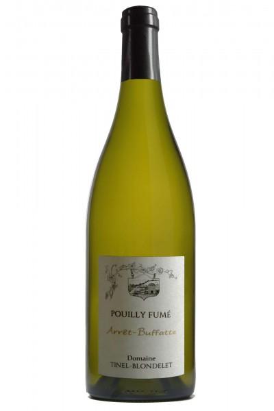 Pouilly Fumé, Sauvignon Blanc, Domaine Tinel-Blondelet