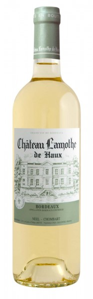 Château Lamothe de Haux Blanc AOP 2018 trocken, Bordeaux