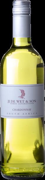 JJ de Wet & Son Chardonnay Robertson
