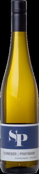 SP Chardonnay Qualitätswein trocken, Pfaffmann / Schneider, Pfalz