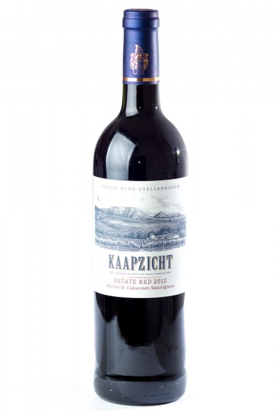 Kaapzicht Estate Red, Shiraz & Cabernet Sauvignon