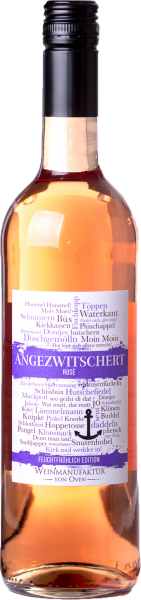 Angezwitschert Rosé 2018, Feuchtfröhlich Edition, Weinmanufaktur von Oven