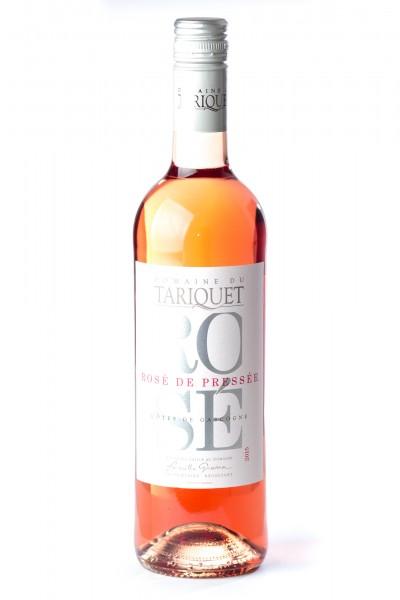 Rosé de Presée 2017, Cuvée, Côtes de Gascogne, Château Tariquet