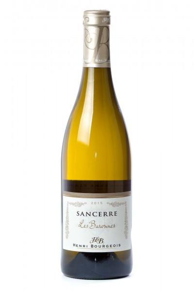 """Sancerre """"Les Baronnes"""", trocken, H.Bourgeois"""