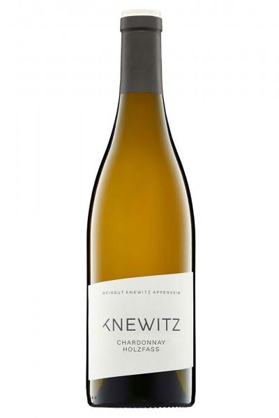Chardonnay QW Holzfass trocken 2019, Weingut Knewitz