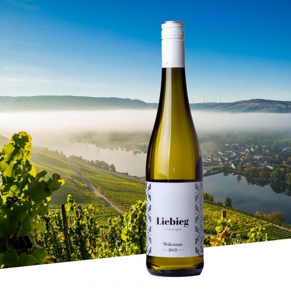 Wolkentanz Riesling 2018, Weingut Schloss Liebig